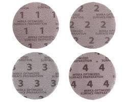MIRKA OSP linija brusnih mrežic - 150mm